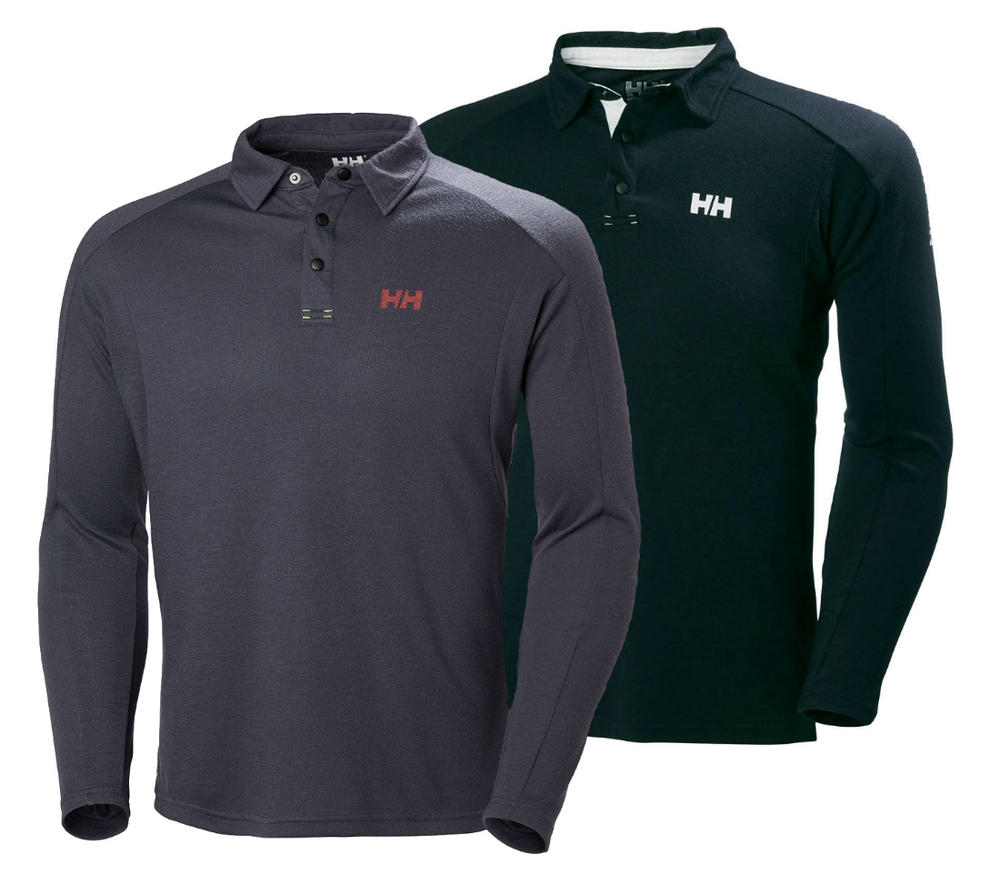 Helly Hansen 53021 HP Shore Long Sleeve Rugger