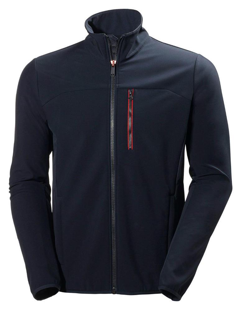 Helly Hansen 54412 Crew Lightweight Men's Softshell Jacket