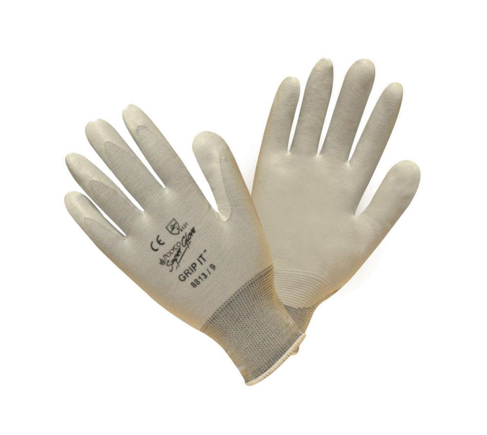 Polyco Grip It 881 Original Nitrile Palm Coating White Safety Work Gloves