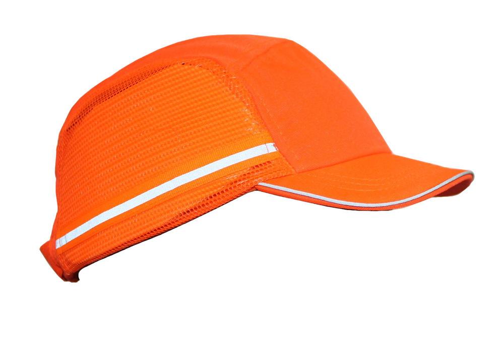 Centurion Cool Cap S28HVO Bump Cap Vented Hi Vis Orange
