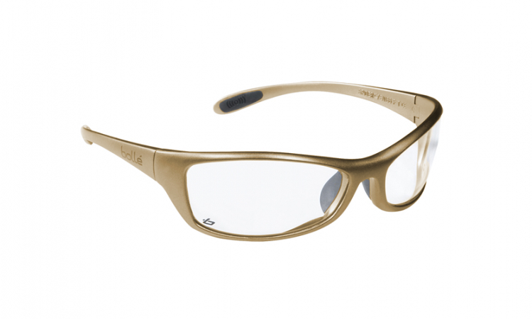 Bollé SPIPSI Bronze Spider Clear Polycarbonate Anti-fog & Anti-scratch DIY Safety Spectacles
