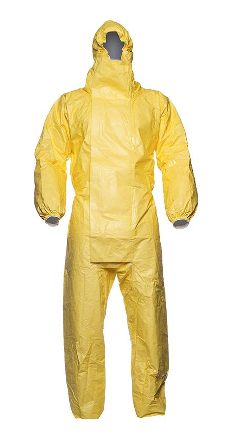 DuPont Tychem C2 Chemical Resistant Protective Disposable Coverall