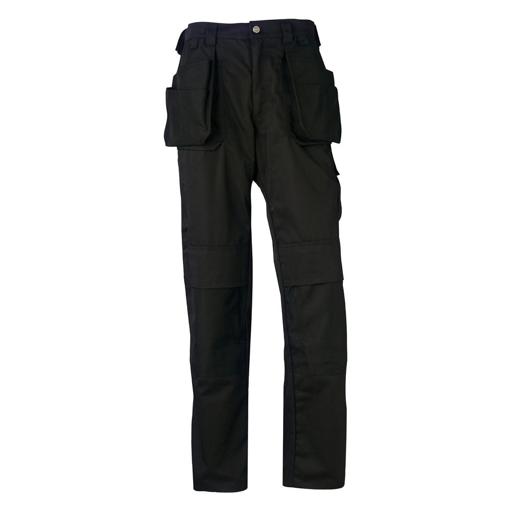 Helly Hansen Ashford 76438 Cordura Knee Pad Pockets Work Trousers