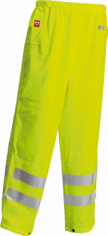 Lyngsoe Flame Retardant & Anti-Static Hi Vis Trousers FR-LR52