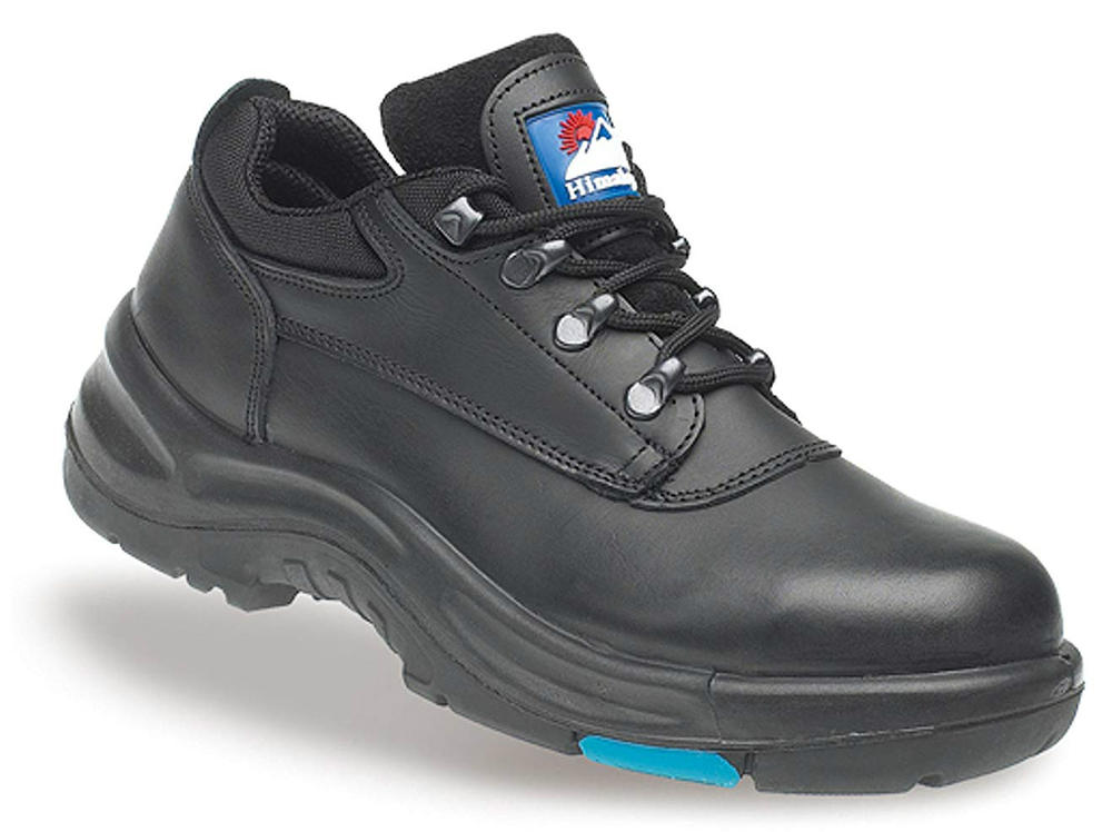Himalayan 5100 Steel Toe Cap S3 SRC Black HyGrip Safety Shoes