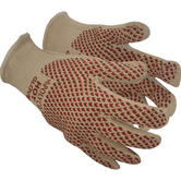 Polyco Hot Glove 28cm Nitrile Grip Coating Bakery Heat Protective Cotton Gloves