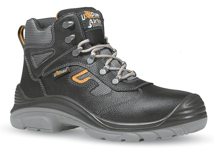 babe1d06114 U-Power Premiere Composite Toe Cap S3 Black Safety Boots