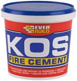 Everbuild PCKOSFIRE05 KOS Fire Cement Buff 500g