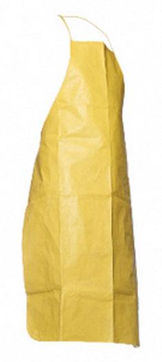 DuPont Tychem 2000 C Apron model PA30L0 Chemical Protection Anti-Static