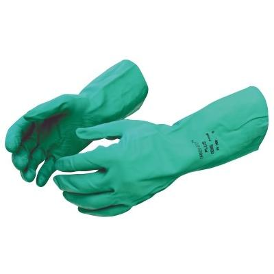 Ansell 79-300 Greenfit Plus Nitrile Gauntlets Chemical Resistant Size 9