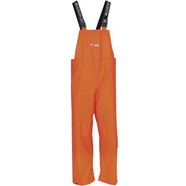 Lyngsoe Flame Retardant Antistatic Waterproof Breathable Bib & Brace Trousers