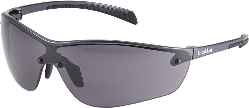 Bollé SILPPSF Silium+ Safety Glasses Platinum® Coating Smoke Lens