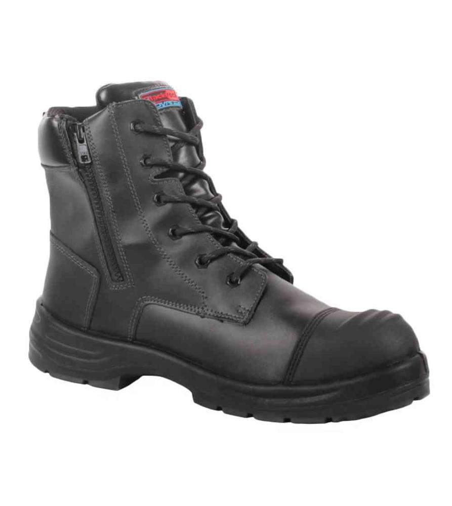 Blackrock SF85 Victor Waterproof Size Zip Men S3 WR SRC HRO Safety Boots
