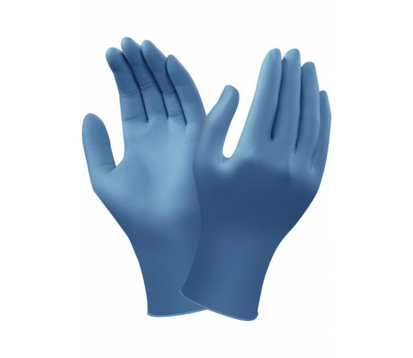 Ansell VersaTouch® 92-465 Disposable Nitrile Gloves  Size M 100 Pack