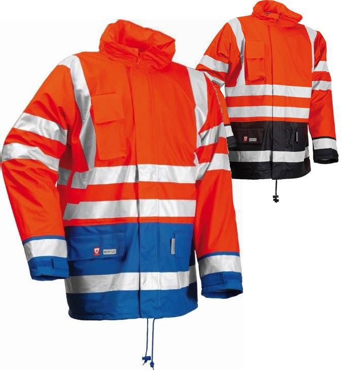 Lyngsoe FR-LR32 High Visibility Rain & Fire Resistant Jacket