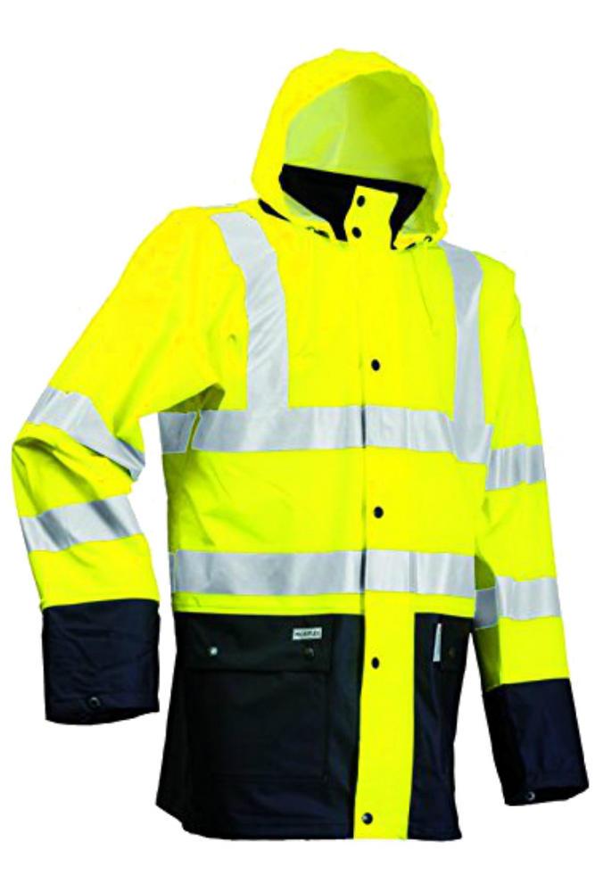 Lyngsoe LR37 Hi Vis Rain Jacket