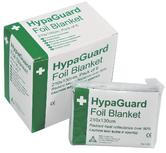 HypaGuard Foil Thermal Blanket 210x130cm 6 Pack
