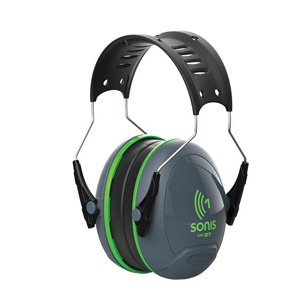 JSP Sonis® 1 Adjustable Ear Defenders SNR=27dB