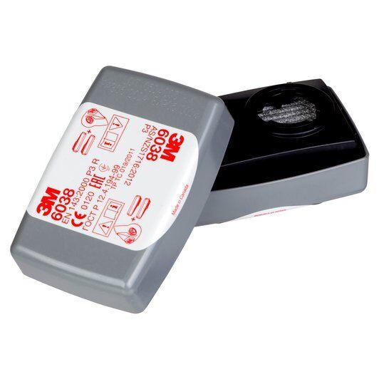 3M? 6038 P3R Particulate Filter Cartridges 1 Pair