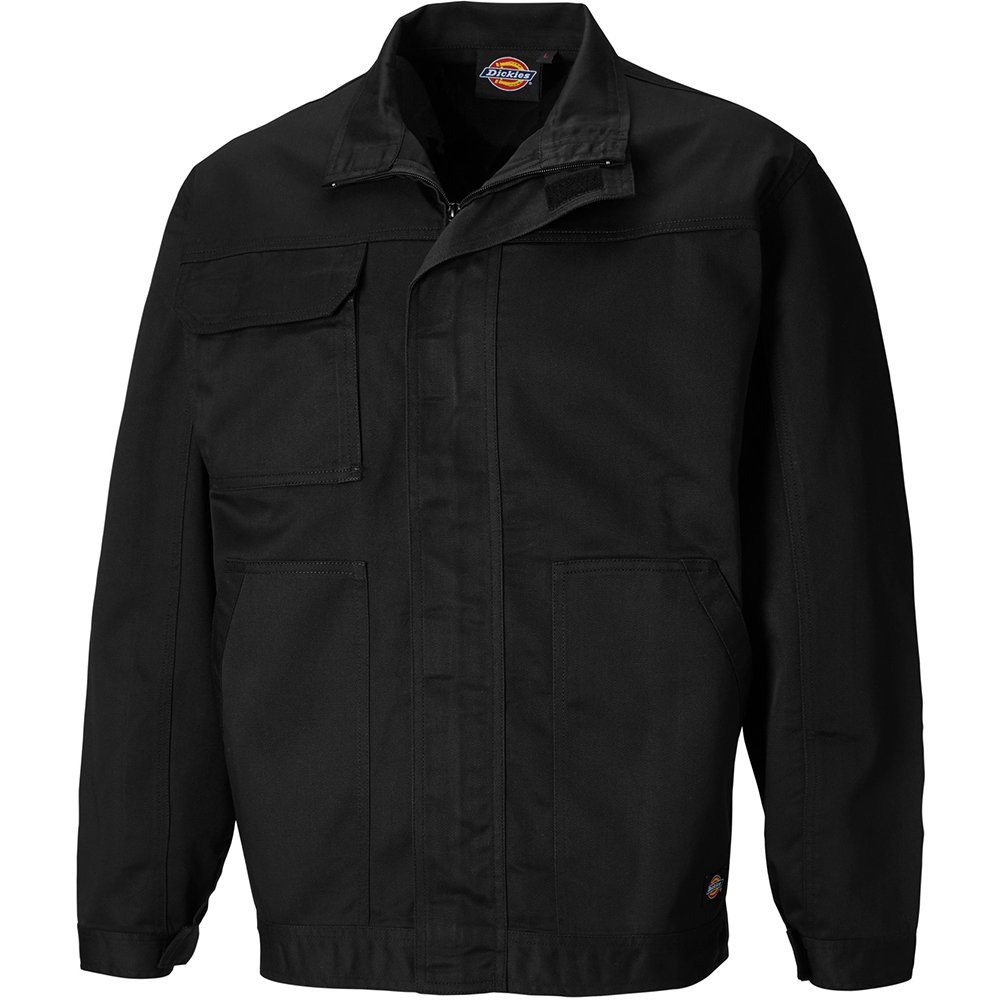 Dickies ED247JK Everyday Men Work Jacket Black