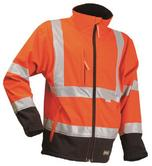Lyngsoe Softshell Hi-Vis FOX471 Jacket