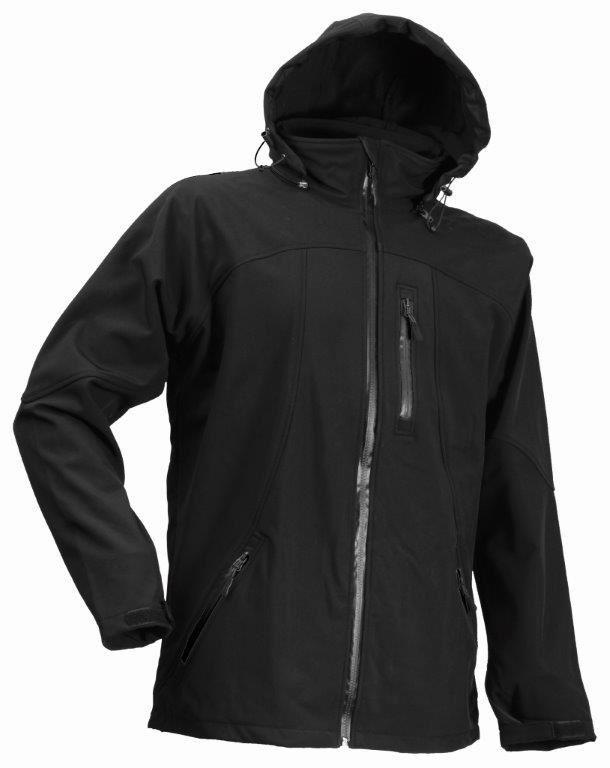 Lyngsoe Fox 7057 Waterproof Breathable Jacket with Detachable Hood