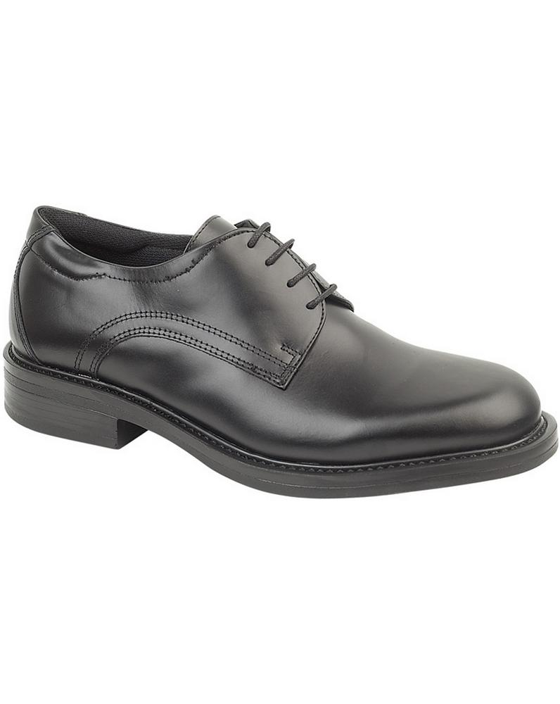 Magnum Active Duty Black Water Resistant Composite Toe Safety Shoe