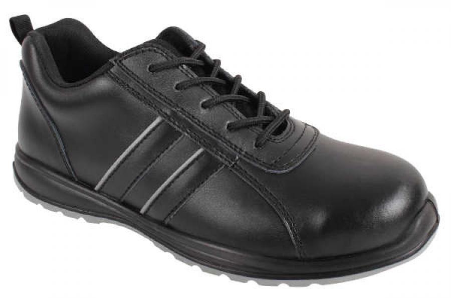 Blackrock Sf57 Corona Trainer Black Safety Shoe