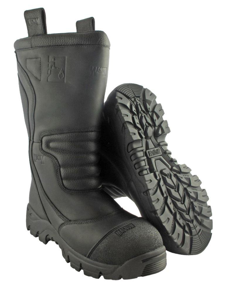 Magnum Pro Bunker Fireman Unisex Boot