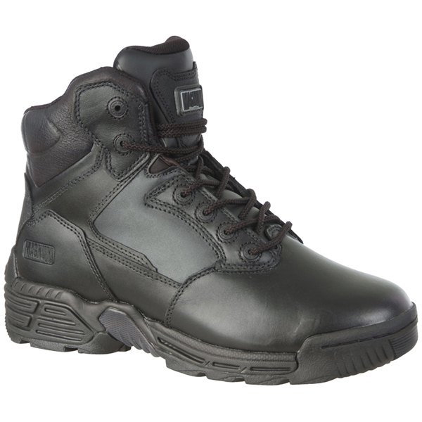 Magnum Stealth Force 6.0 Leather Composite Toe and Plate Safety Boots