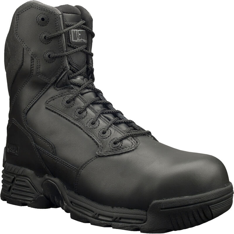 Magnum Stealth Force 8.0 Composite Toe Cap Safety Boots