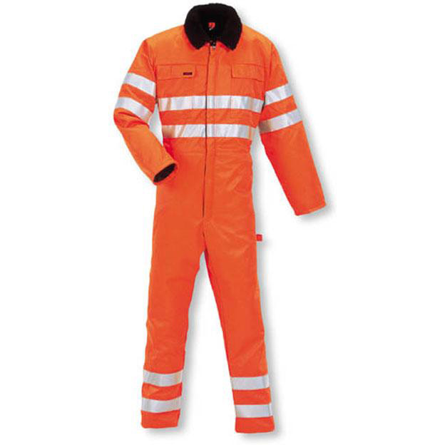 Mascot Thule Water-repellent Hi Vis Work Coverall
