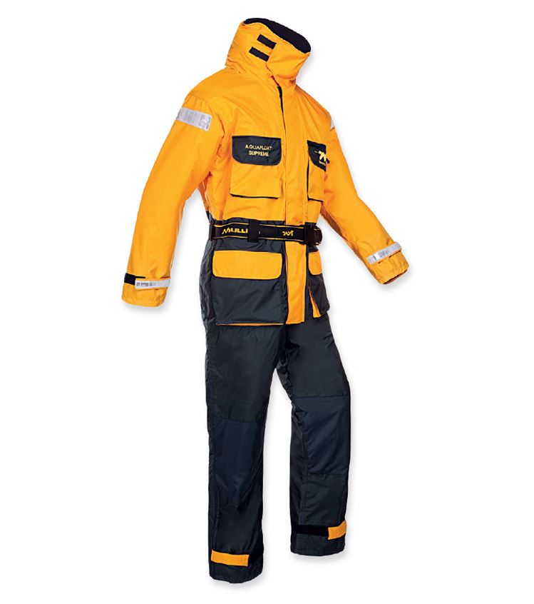 Mullion 1MD7 Waterproof & Abrasion Resistant Aquafloat Supreme Suit