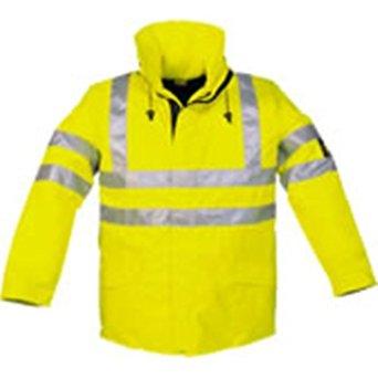 Mullion 1MJ3 Dock Worker Waterproof Thermal Hi Vis Jacket