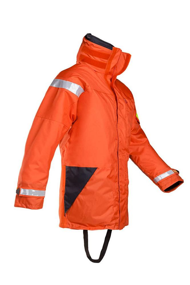 Mullion 1MJA X6 Reflective Tape Water-repellent Flotation Hi-Vis Jacket