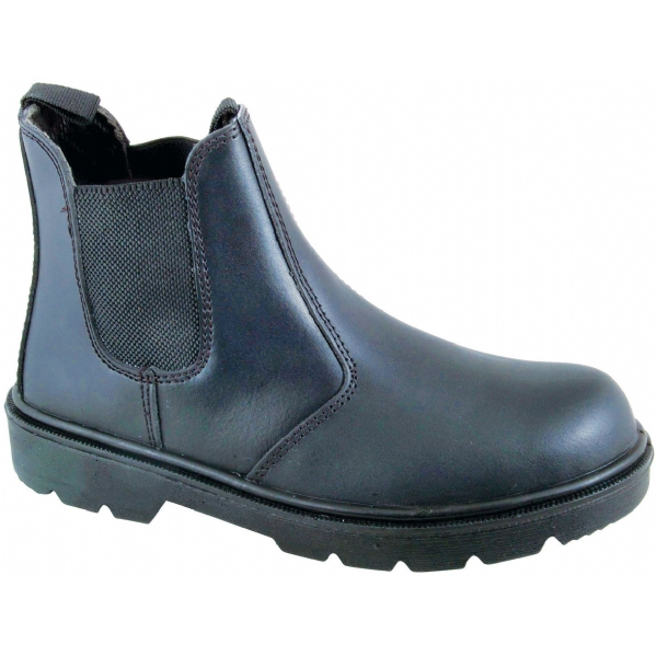 Blackrock Sf12B Black Dealer Dual Density Boot