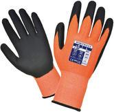 Portwest A625 Vis-Tex Cut Resistant Glove Orange
