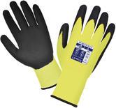 Portwest A625 Vis-Tex Cut Resistant Glove Yellow
