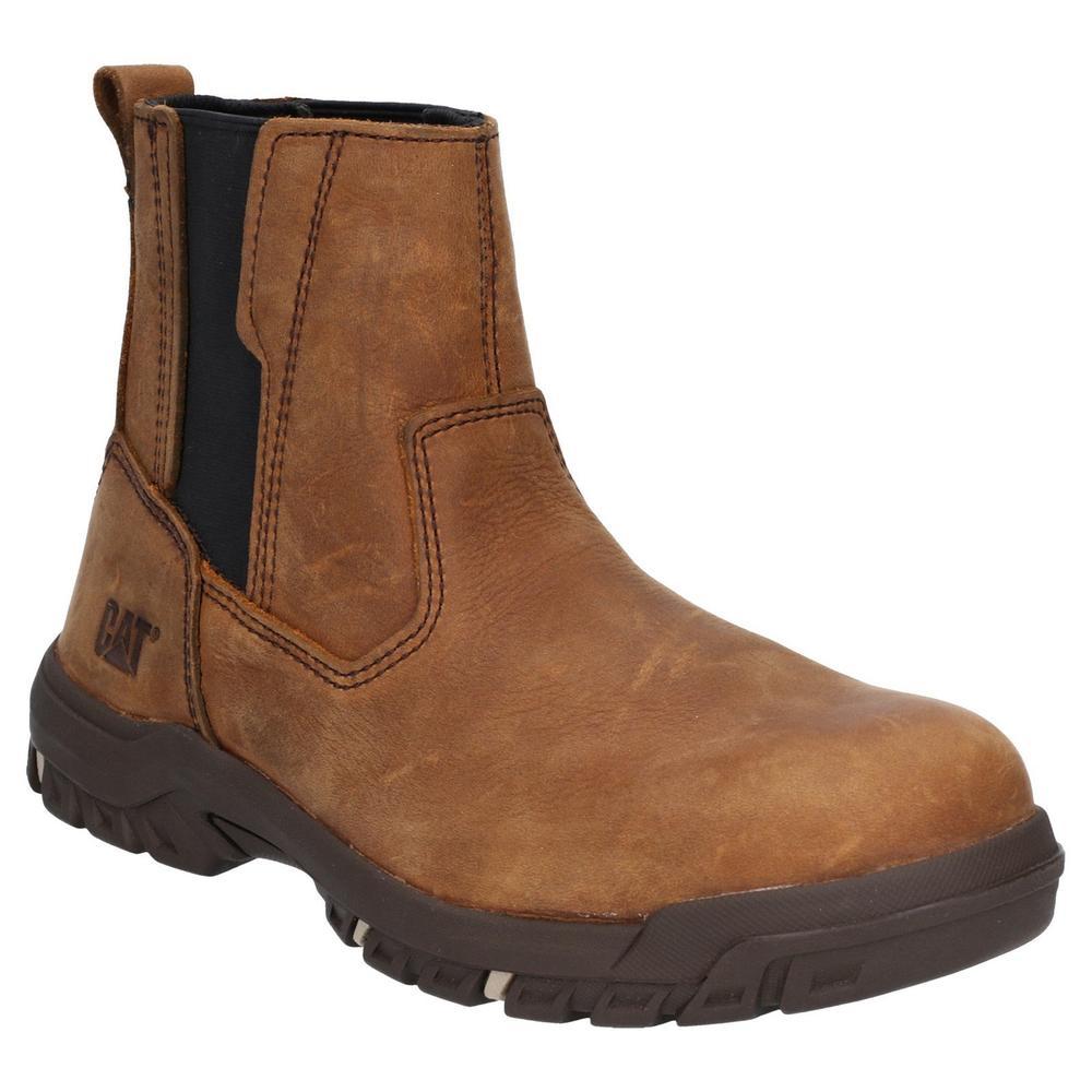 Caterpillar Abbey Ladies Safety Slip-On Boots