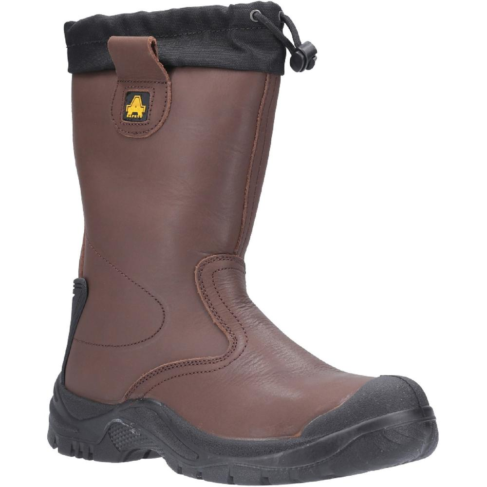 Amblers AS245 Torridge Safety Rigger Boots Waterproof