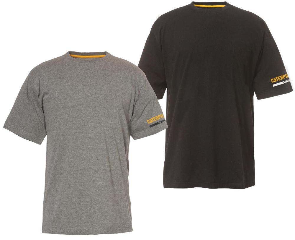 Caterpillar C1510405 Essentials Tee Men Short Sleeve T-Shirt