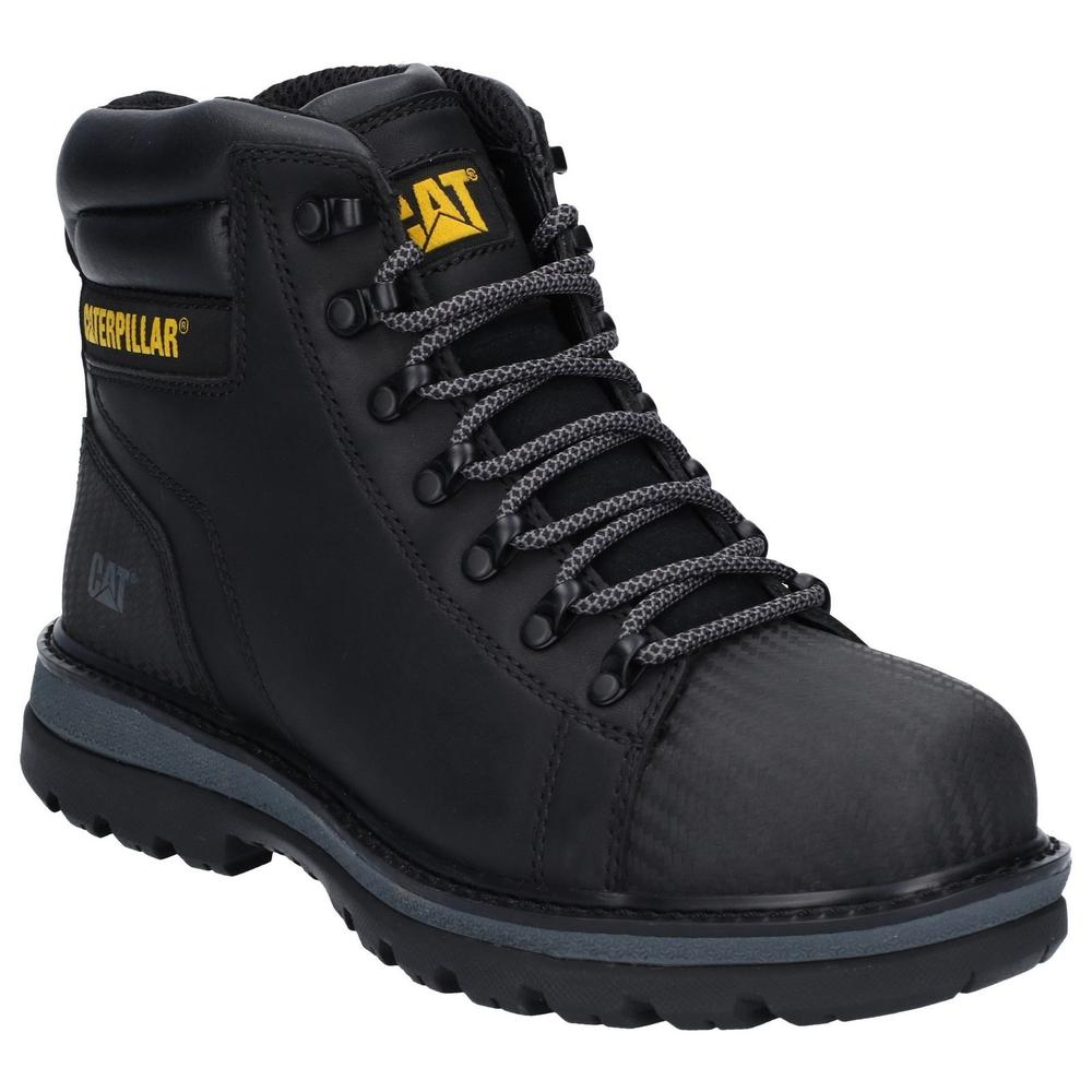 Caterpillar P723367 Foxfield Men Safety Boots S3 Black