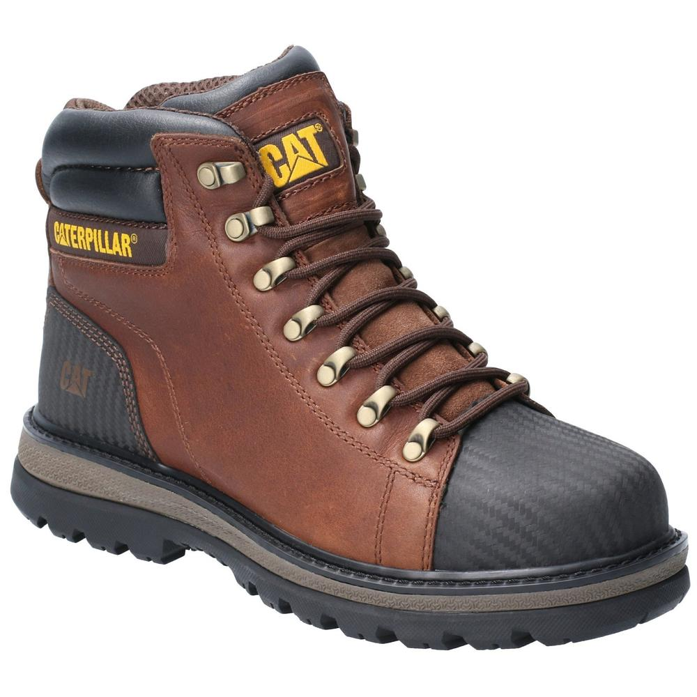 Caterpillar P723369 Foxfield Men Safety Boots S3 Brown