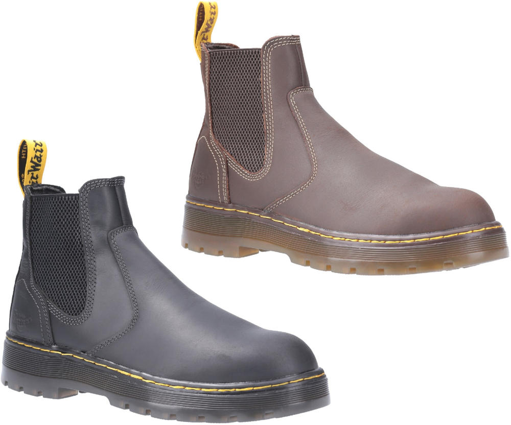 Dr Martens Eaves Unisex Safety Dealer Boots