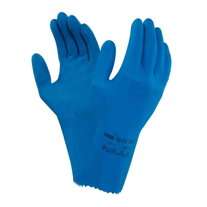 Ansell 87-665 Universal Plus Latex Gauntlets 12 pairs