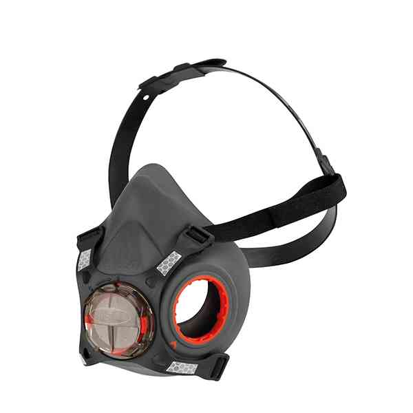 JSP Force? 8 Safety Half-Mask with Typhoon? Valve Size M (Mask only)