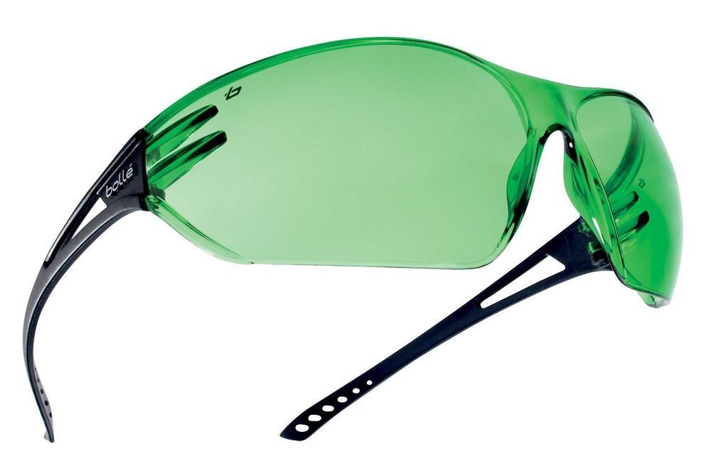 Bollé SLAWPCC2 Slam Safety Spectacles Welding Green Lens
