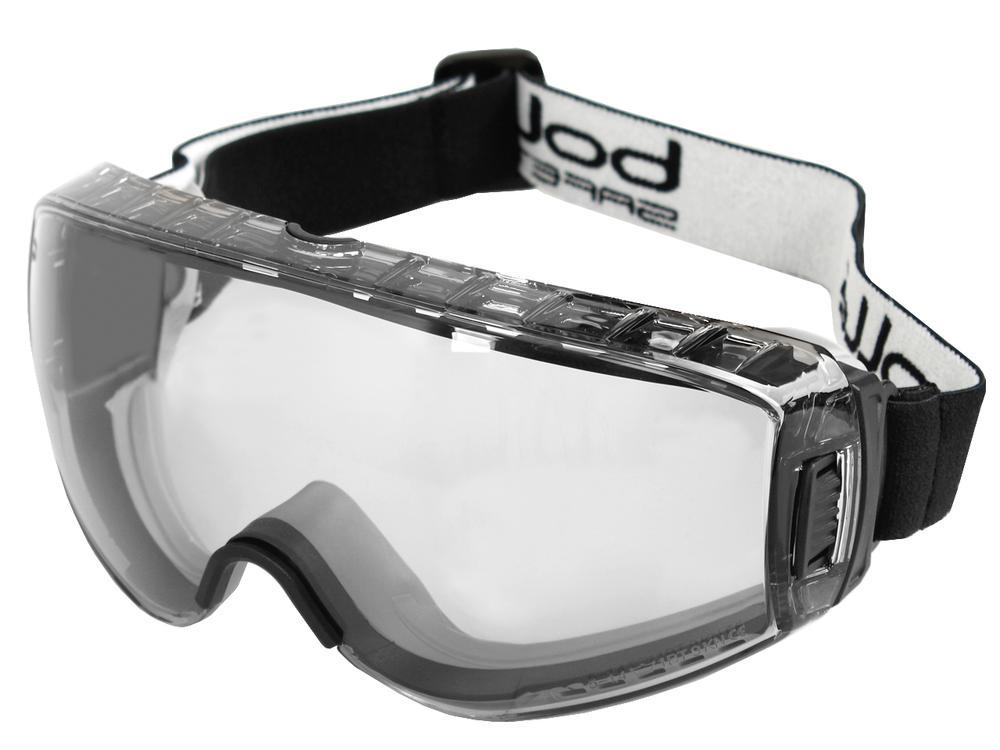 Bollé PILOPSI Pilot Safety Goggles Platinum® Coating Clear Lens