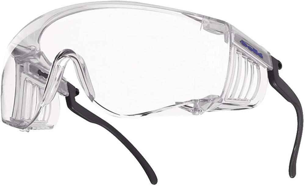 Bollé SQUPSI Squale Safety Over Spectacles Clear Lens