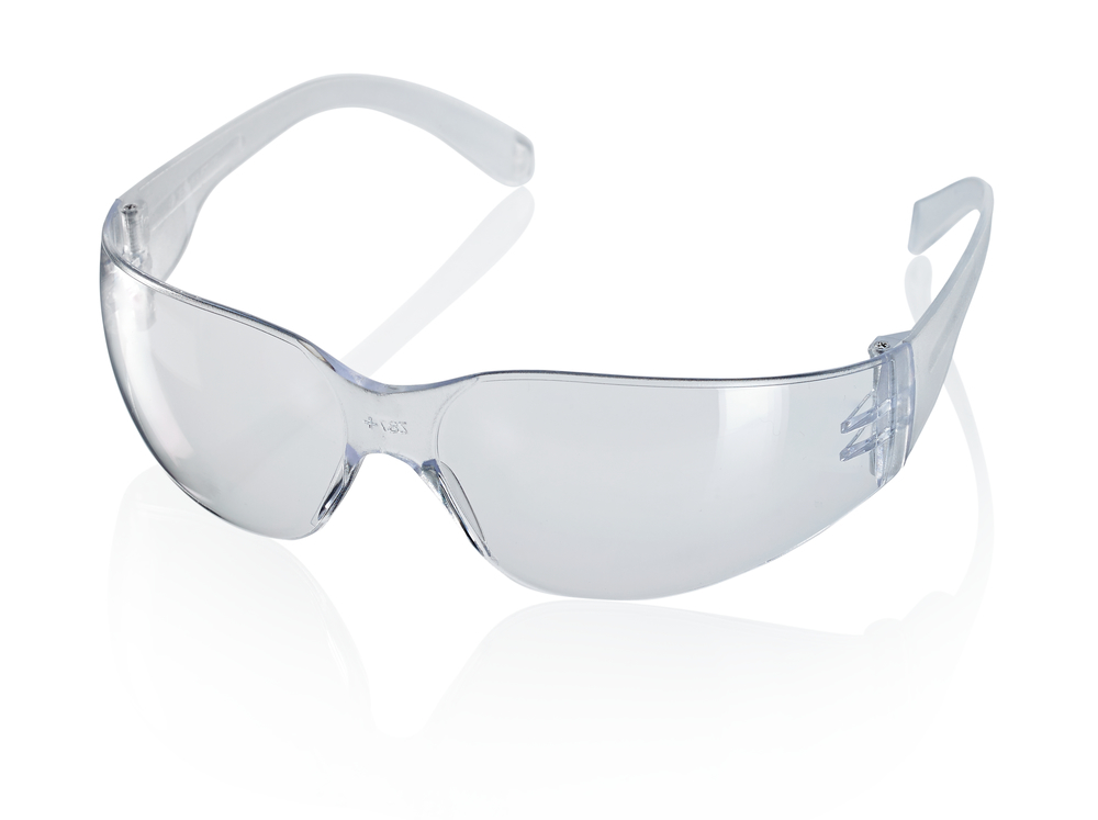 Beeswift CTAS Ancona Safety Spectacles Polycarbonate Clear Lens